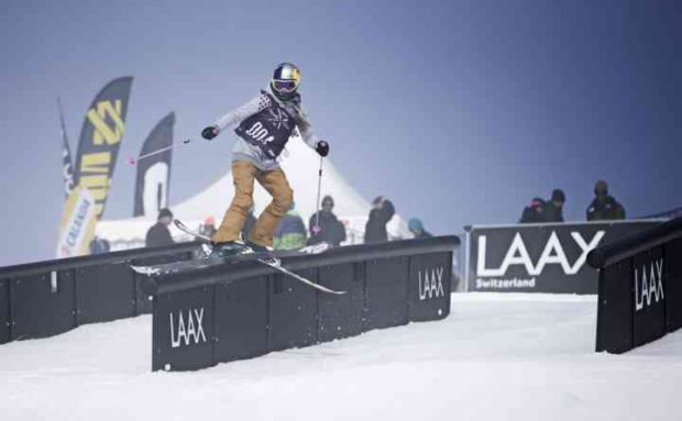 European Freeski Open LAAX 2016