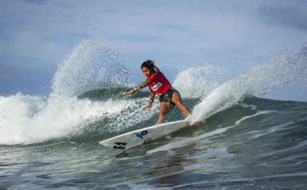Swatch Girls Pro France Day 1