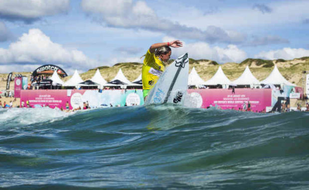 Swatch Girls Pro France Day 3