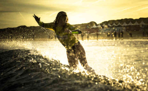 Swatch Girls Pro France finals