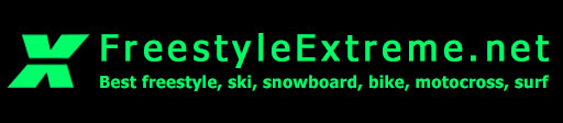 FreestyleExtreme.net - best freestyle sports videos: ski freestyle, snowboard, bike, motocross, surf, extreme freestyle