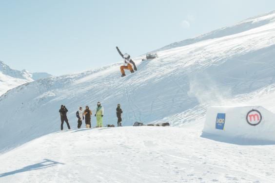 Snowboard World Rookie Fest 2017