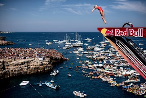 7th Cliff Diving World Series title for Gary Hunt