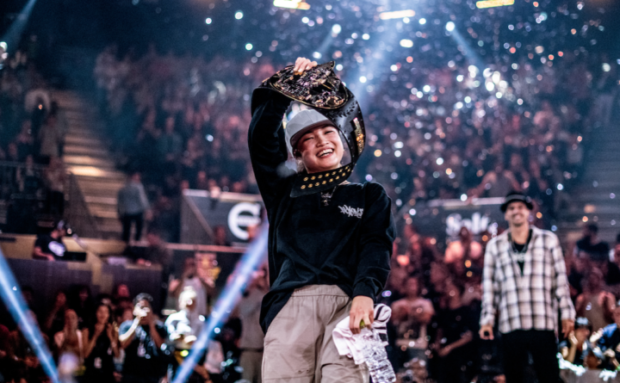 Japan's Ami nabs first ever Red Bull BC One B-Girl World Champion title