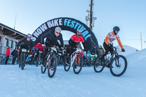 Snow Bike Festival 2019 – Gstaad