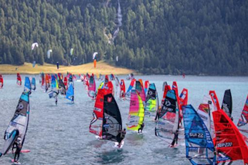 Engadin Surf-Kite-Sail Marathon – Engadinwind 2020