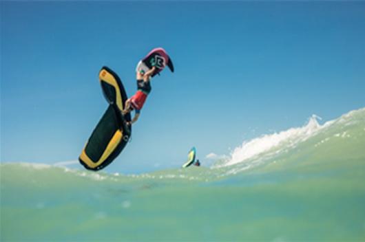 SuperFoil Brasil 2020: GKA Hydrofoil & GWA WingFoil